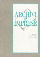 Archivi e imprese - Volume 1